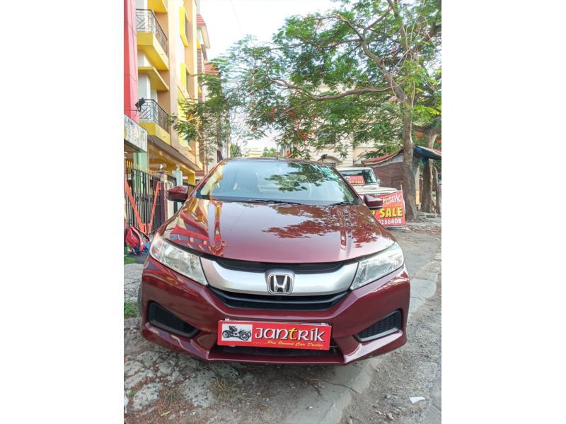 Used 2014 Honda City Car In Howrah