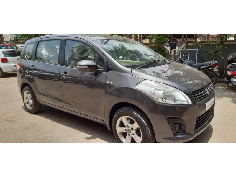 Used 2013 Maruti Suzuki Ertiga Car In Nashik