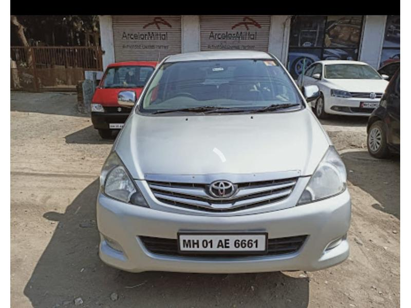 Used 2008 Toyota Innova Car In Nashik