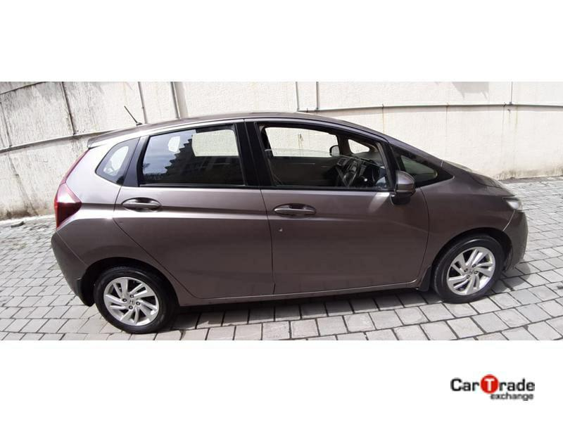 Used 2016 Honda Jazz Car In Thane