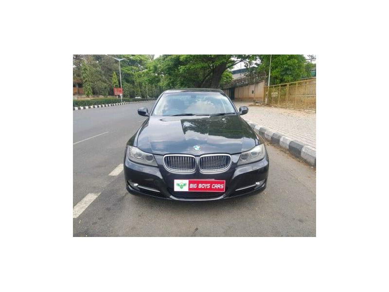 Used 2012 BMW 3 Series Car In Bangalore