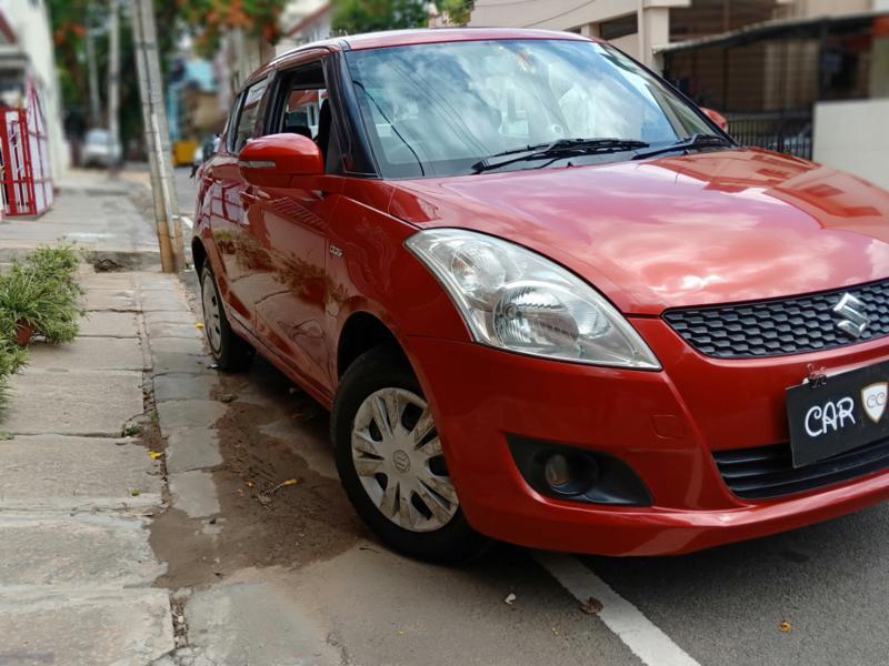 Used 2012 Maruti Suzuki Swift Car In Bangalore