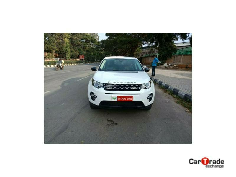 Used 2016 Land Rover Discovery Sport Car In Bangalore