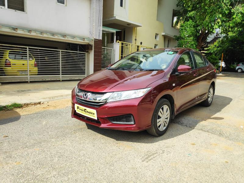 Used 2016 Honda City Car In Bangalore