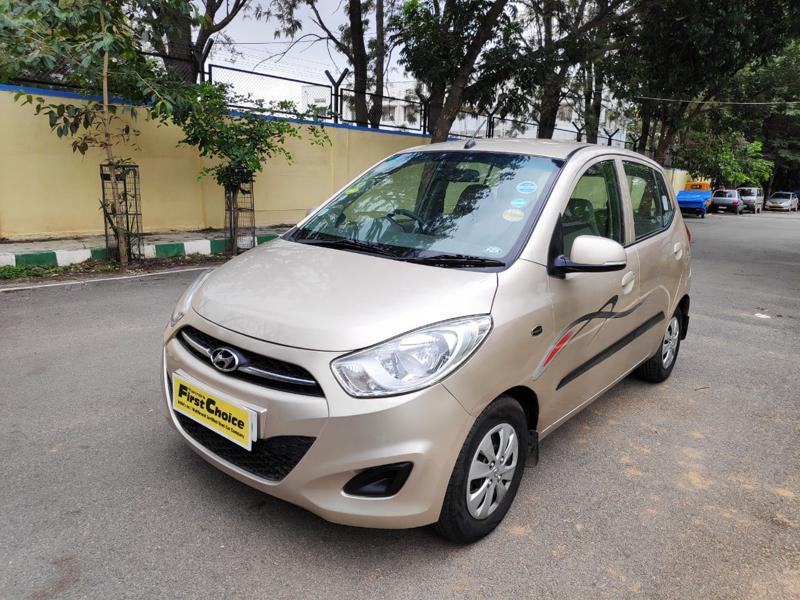 Used 2011 Hyundai i10 Car In Bangalore