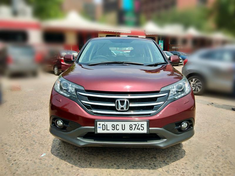 Used 2014 Honda CR V Car In Faridabad