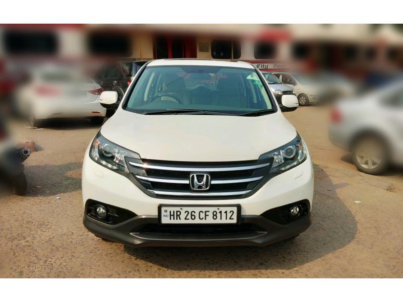 Used 2014 Honda CR V Car In Faridabad