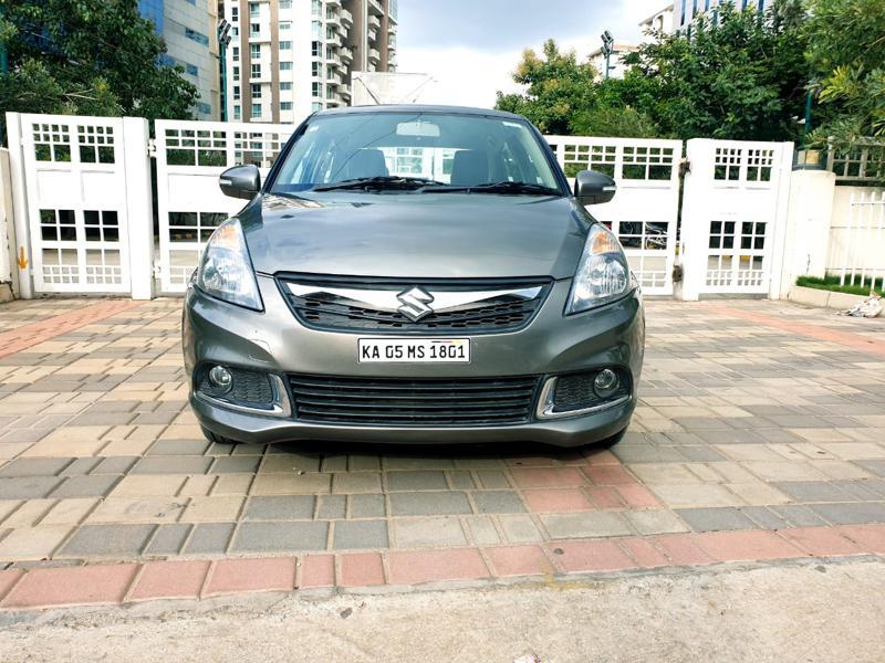 Used 2015 Maruti Suzuki Swift Dzire Car In Bangalore