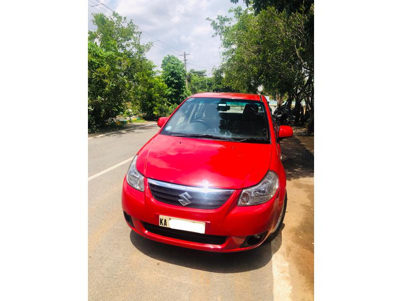 Used 2008 Maruti Suzuki SX4 Car In Bangalore