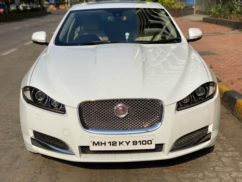 Used 2014 Jaguar XF Car In Mumbai