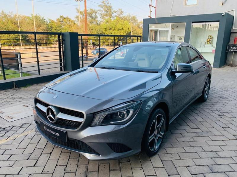 Used 2015 Mercedes Benz CLA Class Car In Jamshedpur