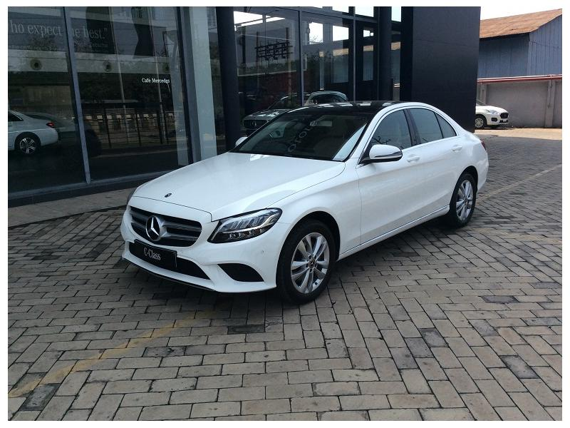 Used 2019 Mercedes Benz C Class Car In Jamshedpur