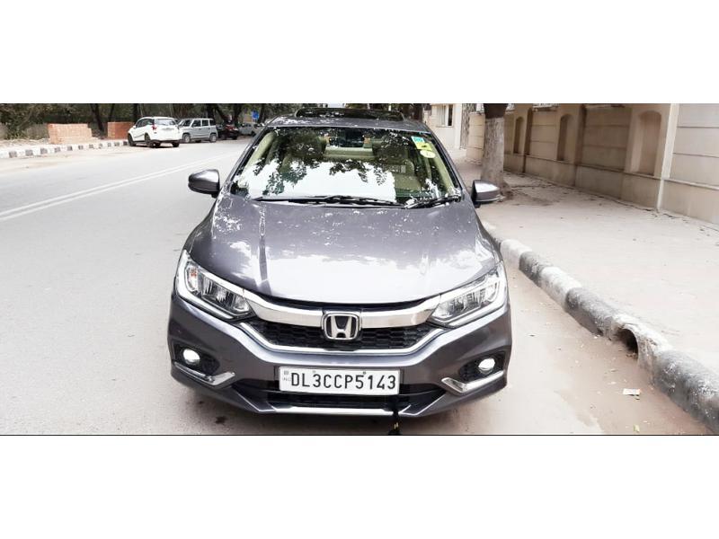 Used 2018 Honda City Car In New Delhi