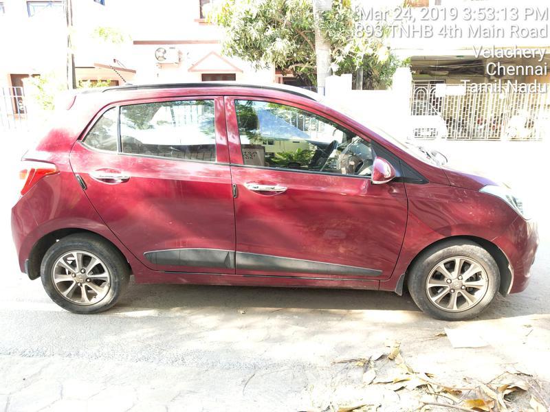 Used 2014 Hyundai Grand i10 Car In Chennai