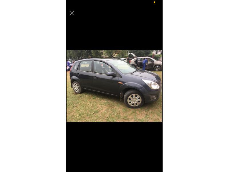 Used 2013 Ford Figo Car In Nagpur
