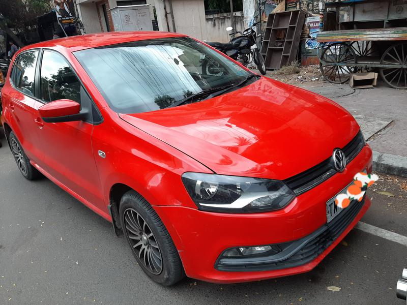 Used 2015 Volkswagen Polo Car In Chennai