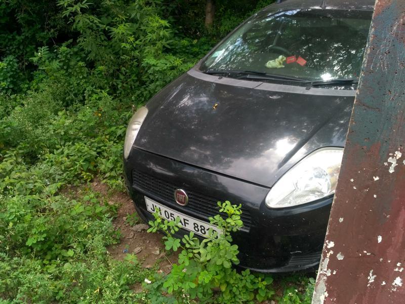 Used 2011 Fiat Grande Punto Car In Jamshedpur