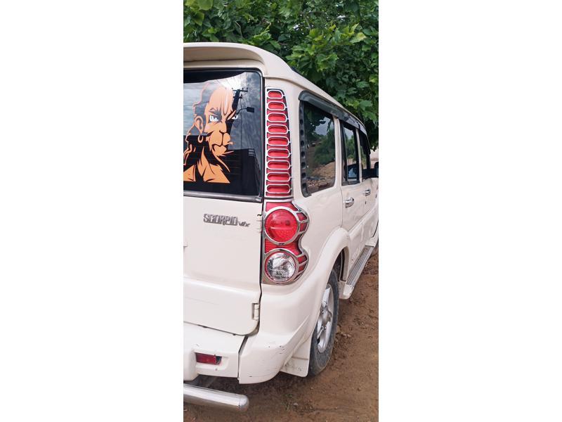 Used 2009 Mahindra Scorpio Car In Jodhpur