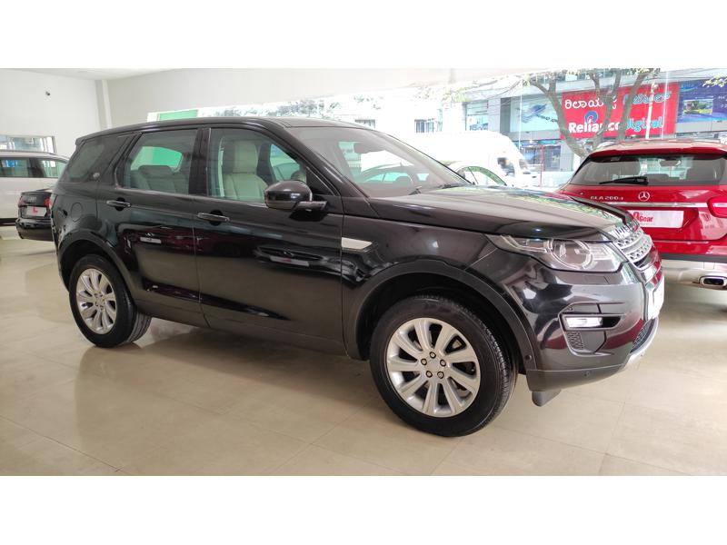 Used 2015 Land Rover Discovery Sport Car In Bangalore