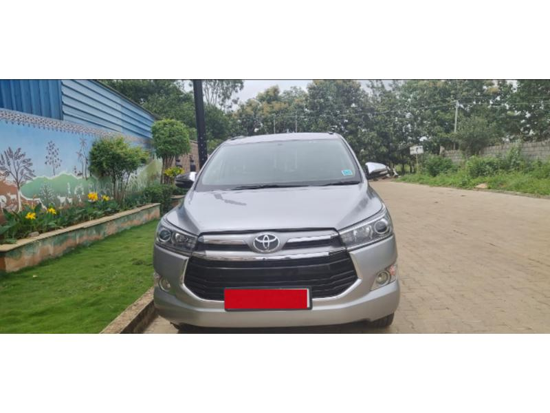 Used 2016 Toyota Innova Crysta Car In Bangalore
