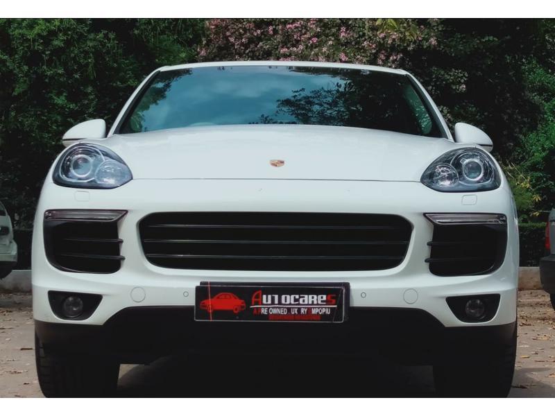 Used 2015 Porsche Cayenne Car In New Delhi