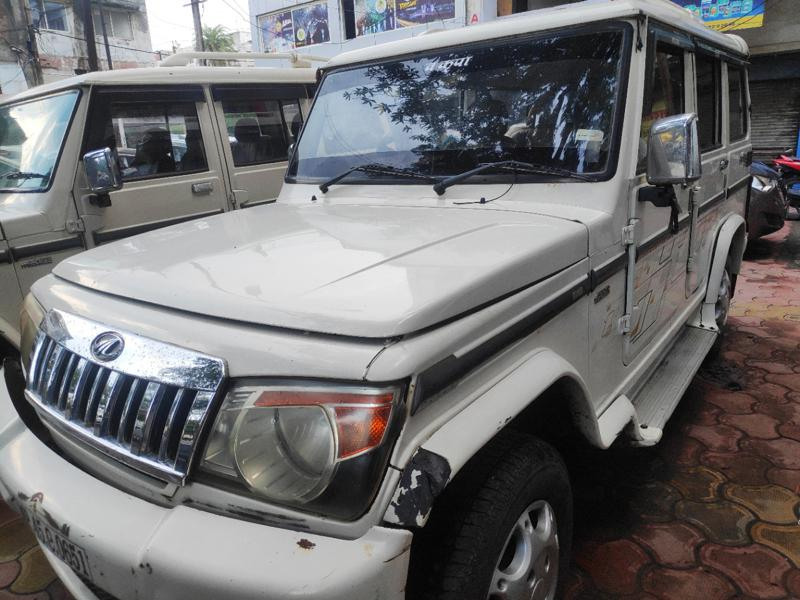 Used 2014 Mahindra Bolero Car In Dhar
