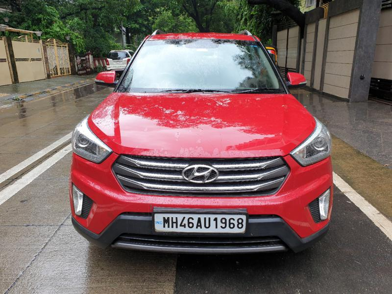 Used 2016 Hyundai Creta Car In Mumbai