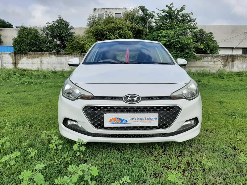 Used 2015 Hyundai Elite i20 Car In Nashik