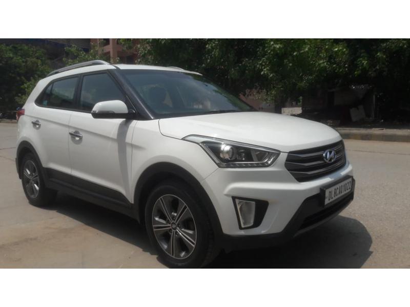 Used 2017 Hyundai Creta Car In New Delhi