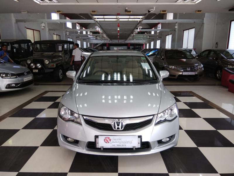 Used 2009 Honda Civic Car In Bangalore