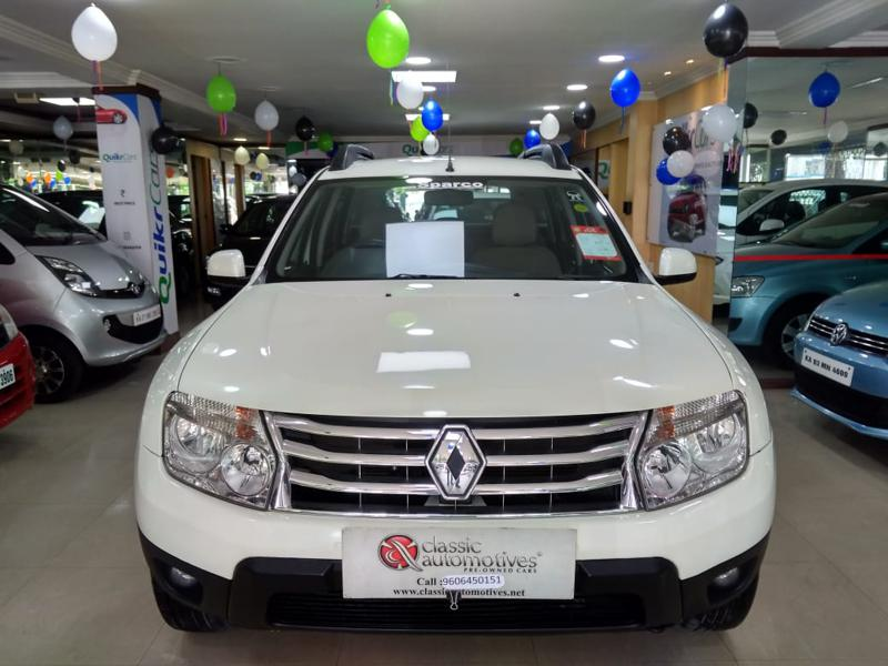 Used 2013 Renault Duster Car In Mysore