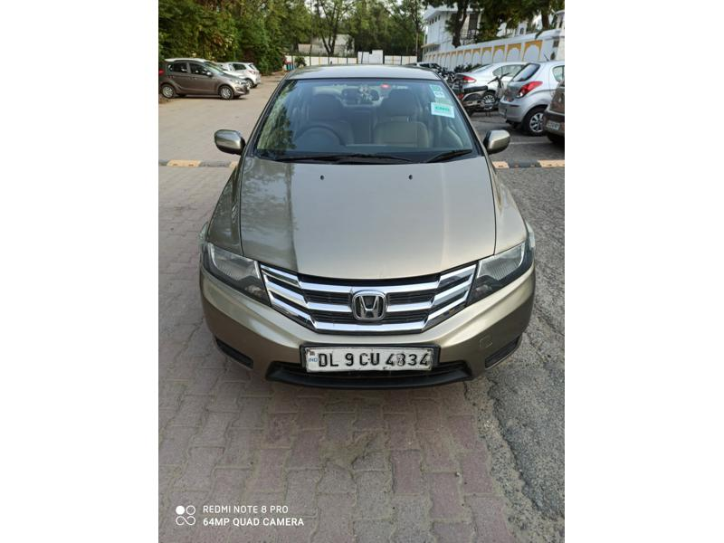 Used 2013 Honda City Car In New Delhi