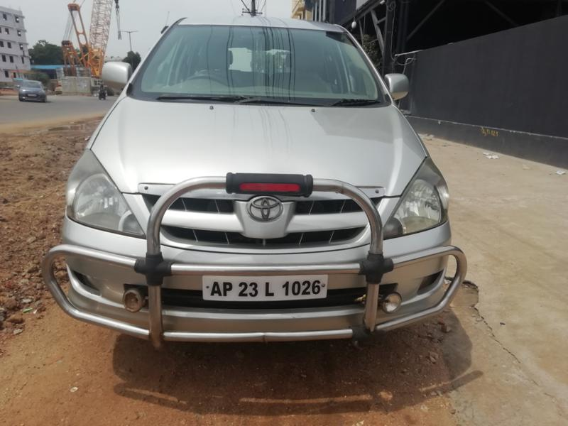 Used 2006 Toyota Innova Car In Hyderabad