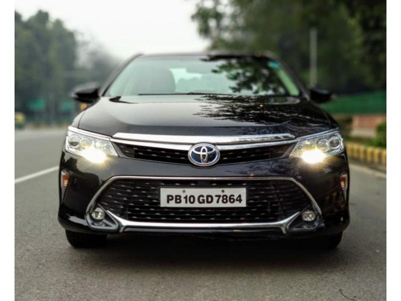 Used 2017 Toyota Camry Car In Kanpur