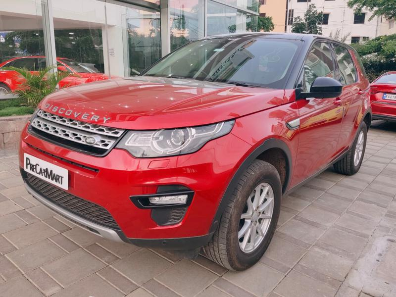 Used 2017 Land Rover Discovery Sport Car In Bangalore