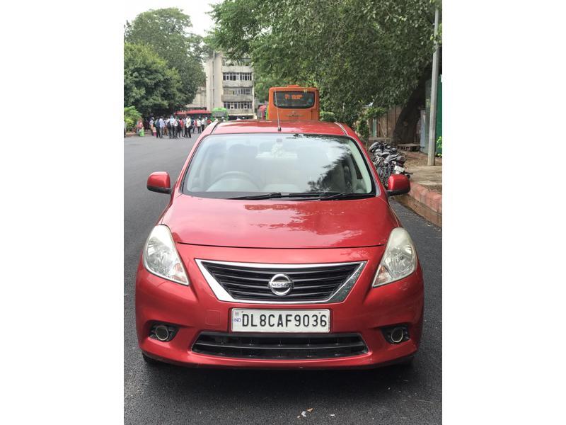 Used 2014 Nissan Sunny Car In New Delhi