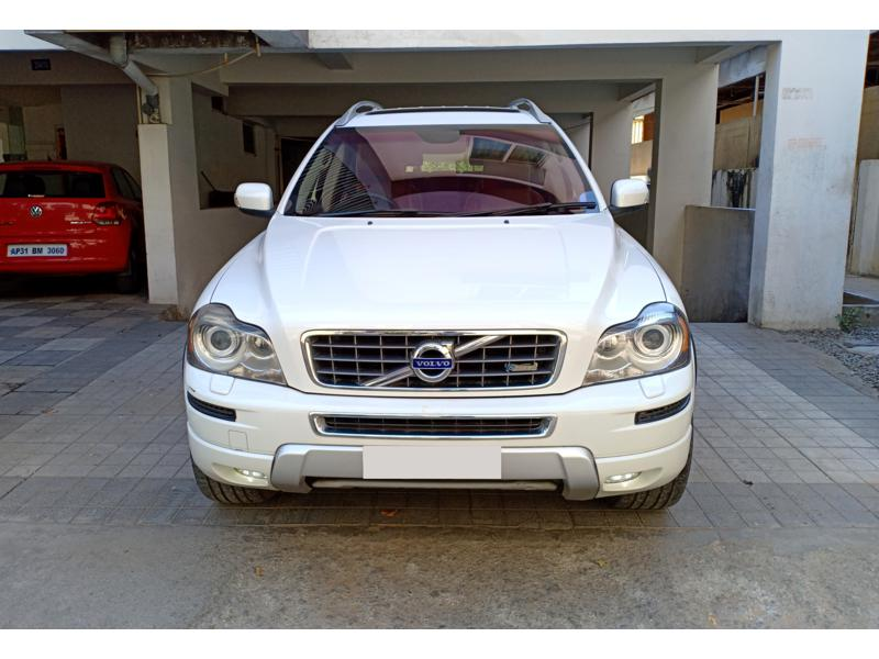 Used 2013 Volvo XC90 Car In Hyderabad