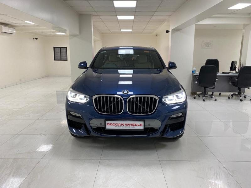 Used 2020 BMW X4 Car In Pune