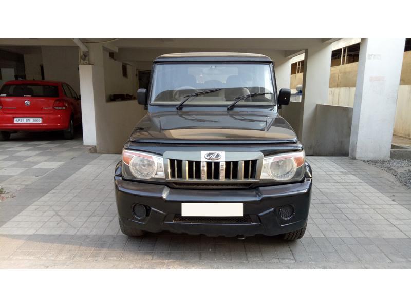 Used 2012 Mahindra Bolero Car In Hyderabad