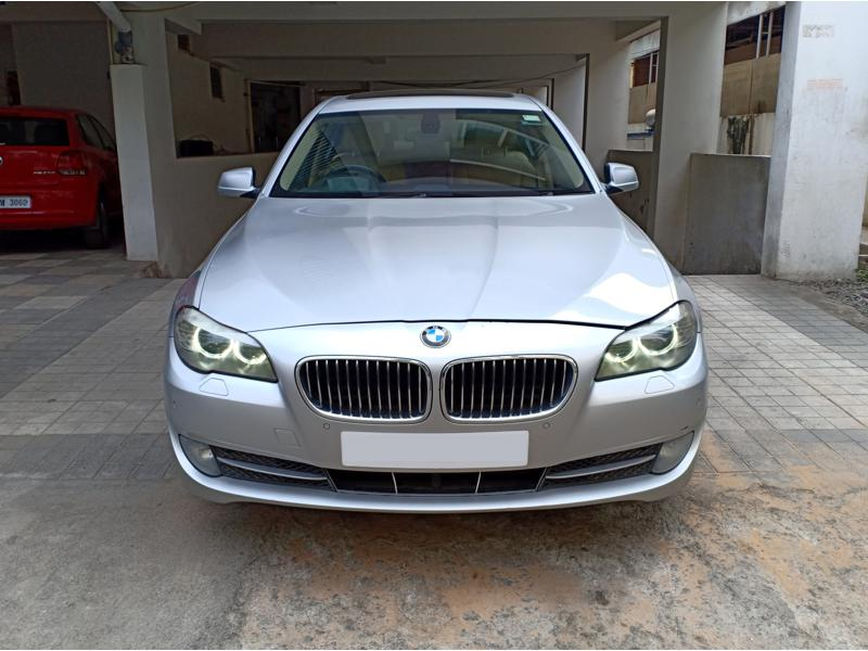 Used 2011 BMW 5 Series Car In Hyderabad
