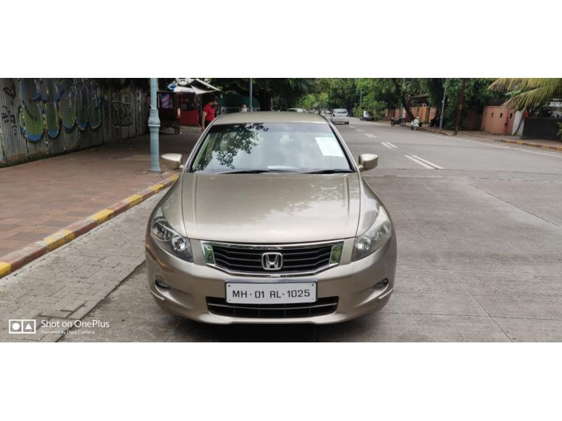 Used 2009 Honda Accord Car In Pune