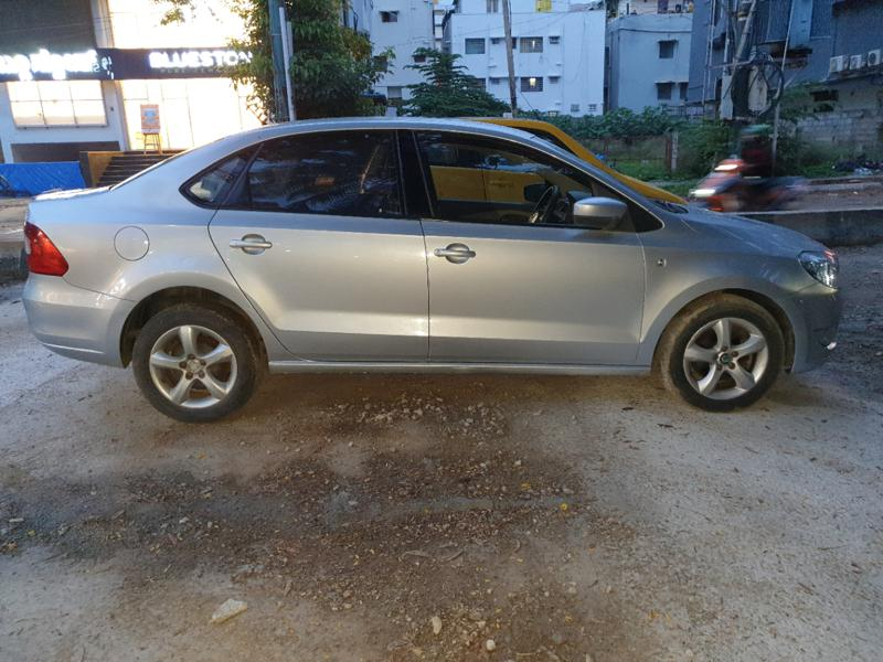 Used 2012 Skoda Rapid Car In Bangalore