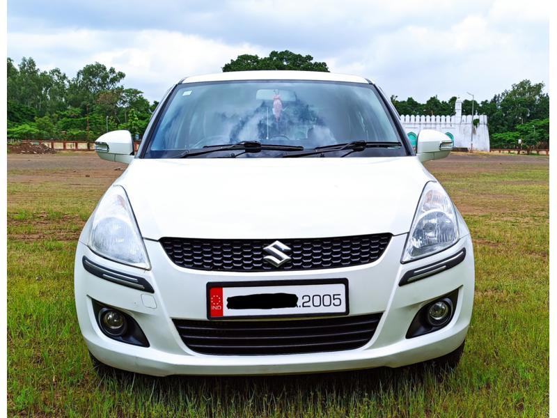 Used 2011 Maruti Suzuki Swift Car In Nashik
