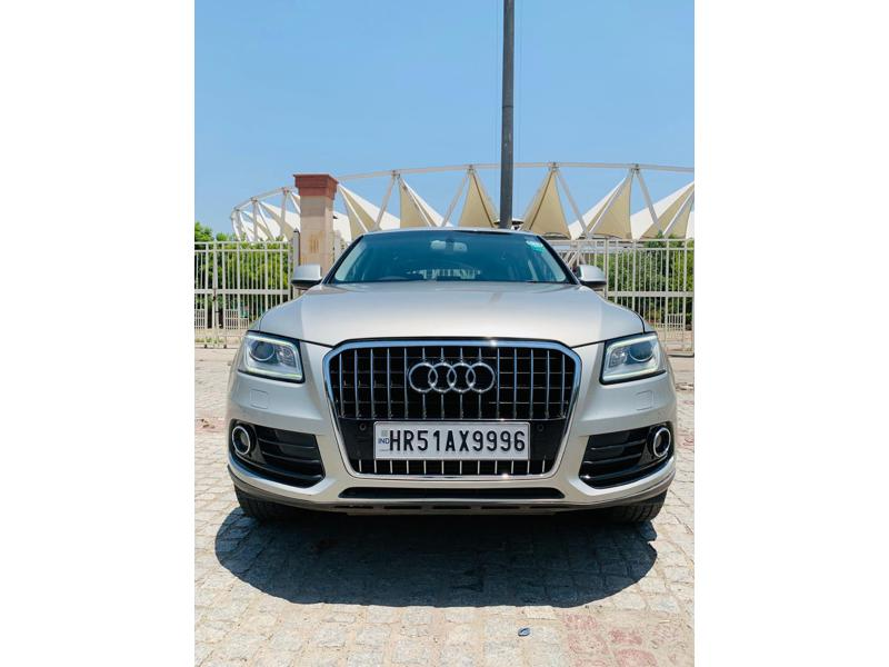 Used 2013 Audi Q5 Car In Gurgaon