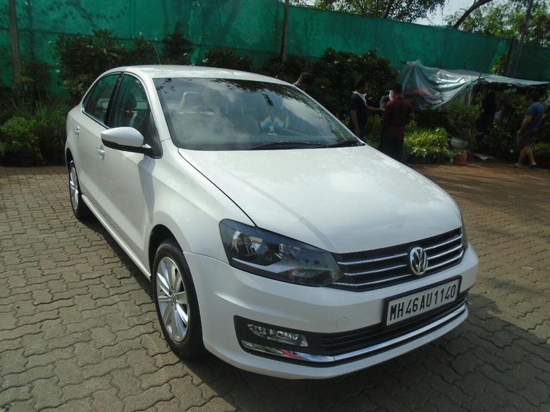 Used 2016 Volkswagen Vento Car In Mumbai