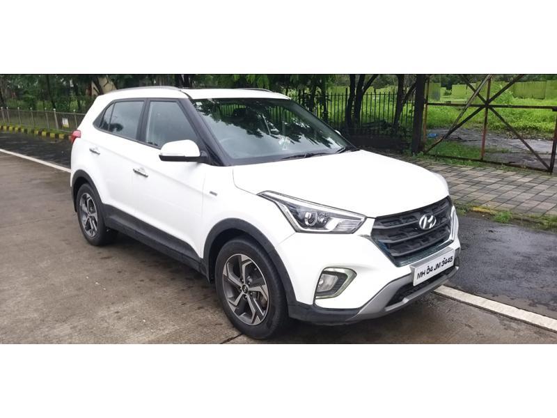 Used 2018 Hyundai Creta Car In Mumbai