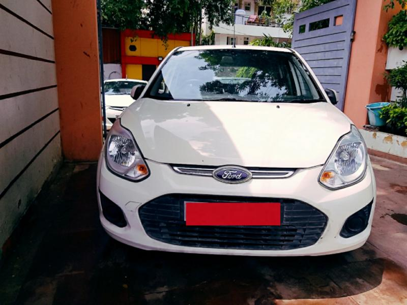 Used 2015 Ford Figo Car In Lucknow