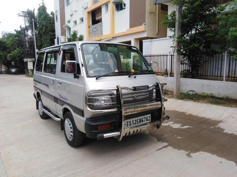 Used 2015 Maruti Suzuki Omni Car In Hyderabad