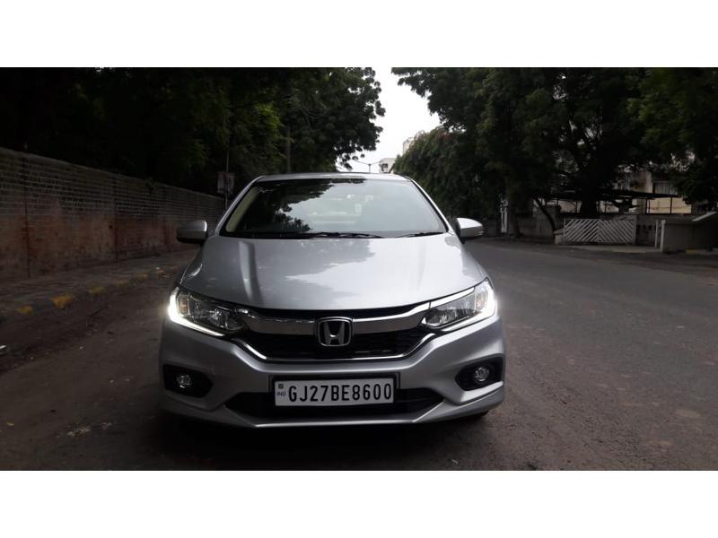 Used 2017 Honda City Car In Ahmedabad