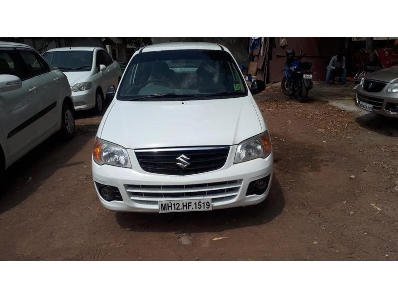 Used 2011 Maruti Suzuki Alto K10 Car In Pune